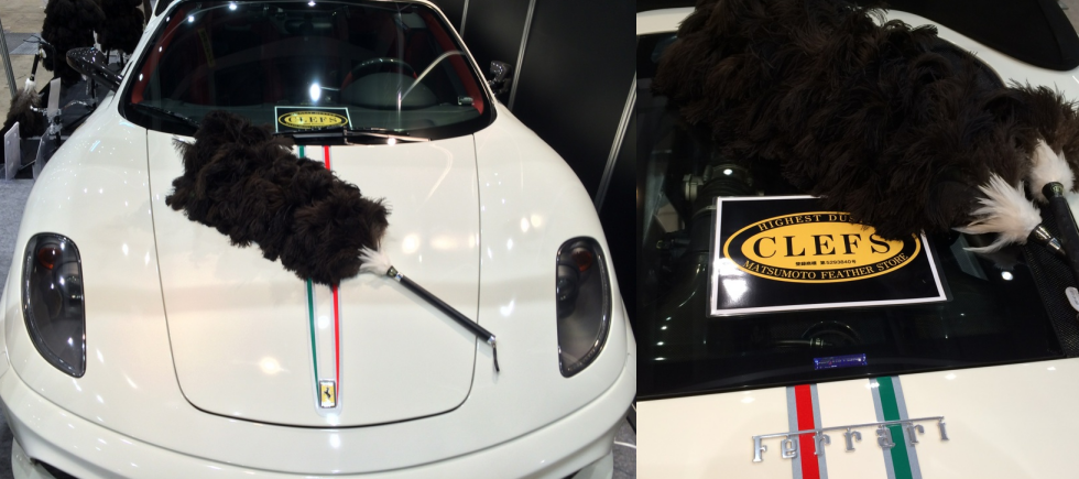 CLEFS(クレフス) S.I.S スペシャルインポートカーショープレミアム2014