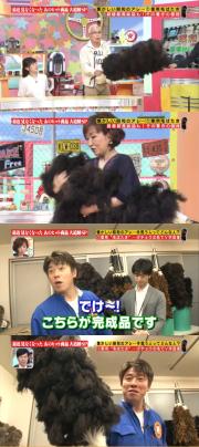 松本羽毛合同会社がテレビ東京で紹介されました。