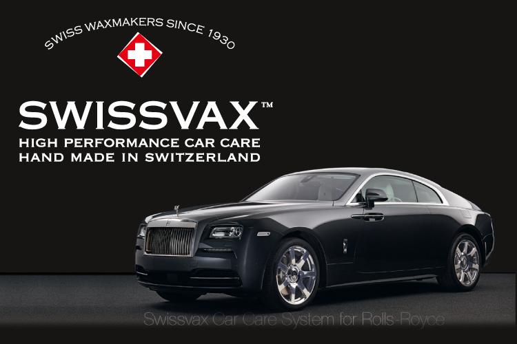 最高級カーケア用品 SWISSVAX(スイスバックス)